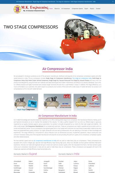 Air Compressor India