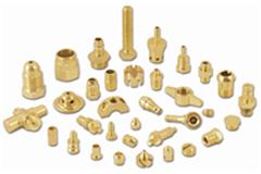 Brass Machine Parts
