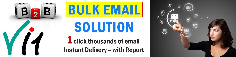 Bulk Email Solution