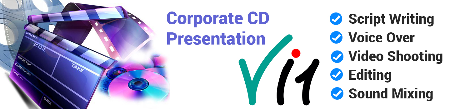 Corporate Video Presentation in Ahmedabad