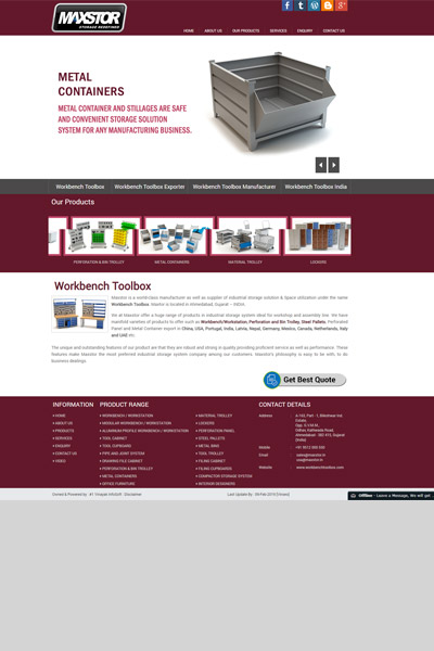 Workbench Toolbox