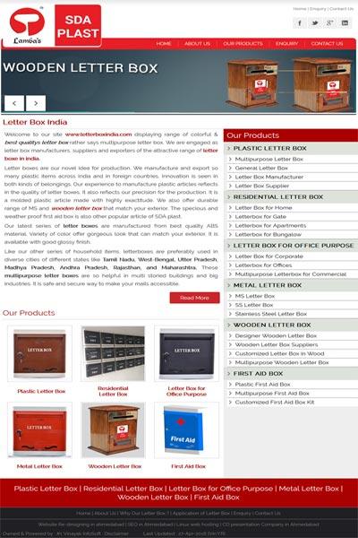 Letter Box India