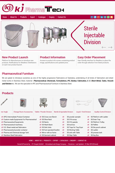 Pharmaceutical Furniture