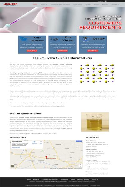 Sodium Hydro Sulphide